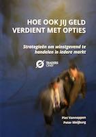 Schrijven doe ik mijn hele leven al. Daarnaast handel ik dagelijks in opties. Dus toen ik door Piet Vannoppen en Maarten Verheyen van TradersOnly benaderd werd een boek te schrijven over opties hoefde ik niet lang na te denken. En ziedaar, na een paar maanden werk is het er ineens: het eerste toegankelijk geschreven, Nederlandstalige boek over een behoorlijk complex onderwerp.